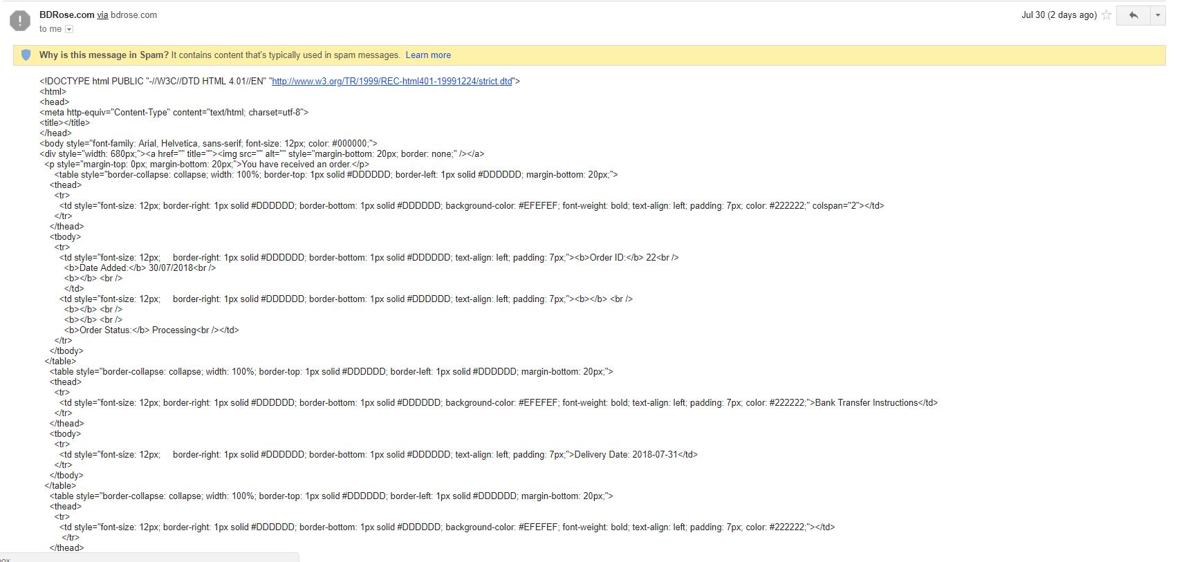 Order Status Admin Email Template Edit Opencart Community